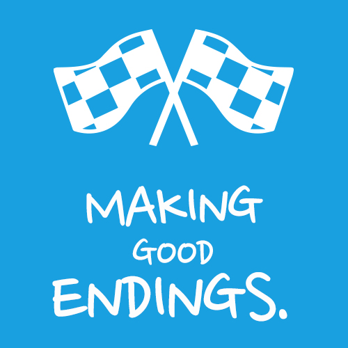 Making good endings